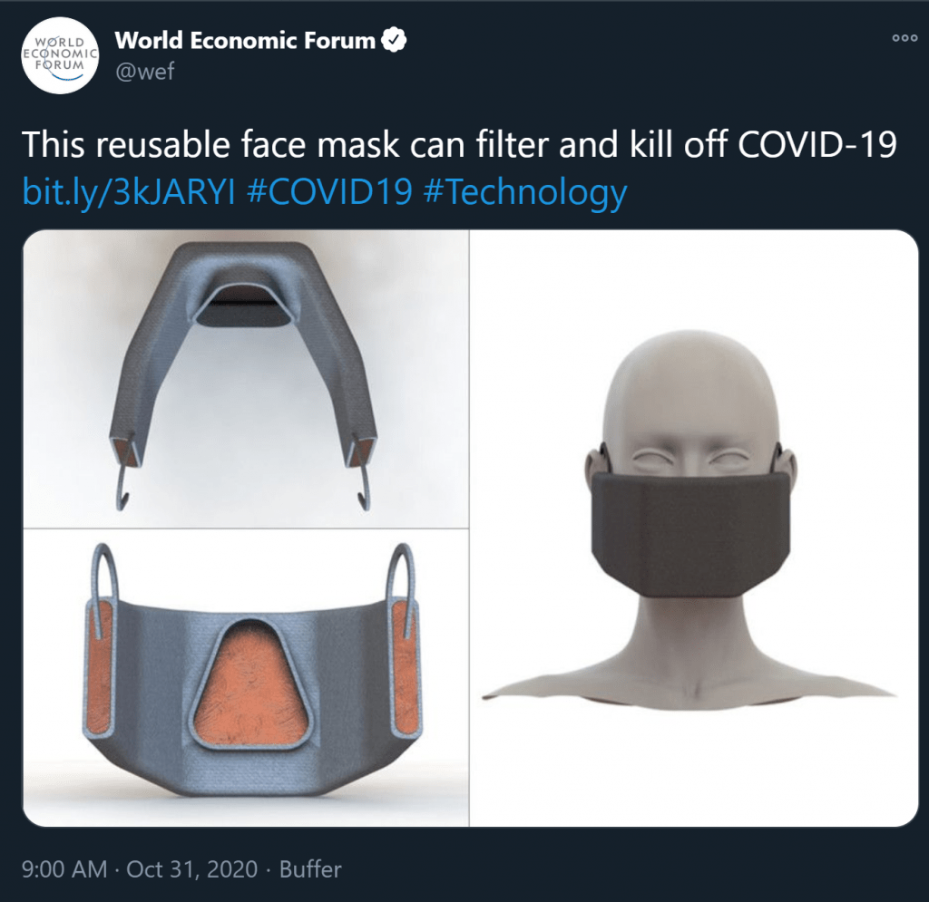 world economic forum reveal their torture device